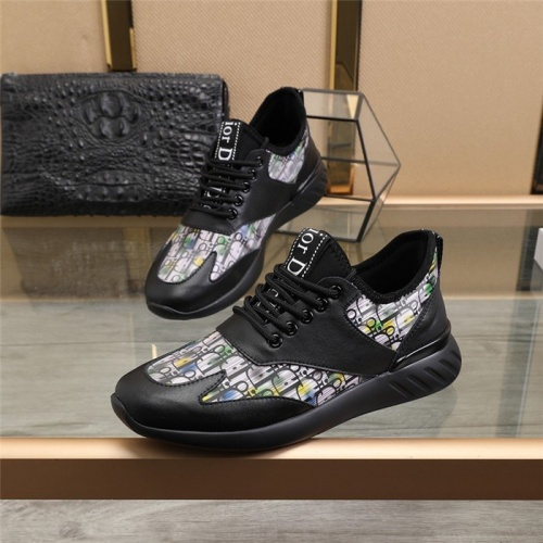 Christian Dior Casual Shoes For Men #822537
