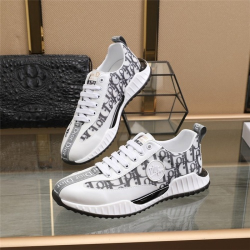 Christian Dior Casual Shoes For Men #822541