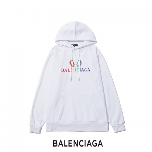 Balenciaga Hoodies Long Sleeved Hat For Men #822585