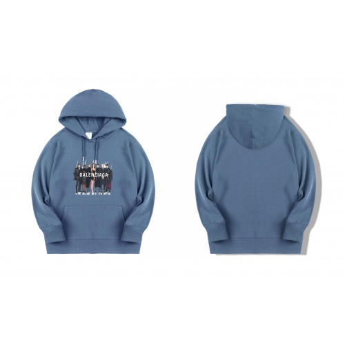 Balenciaga Hoodies Long Sleeved Hat For Men #822600