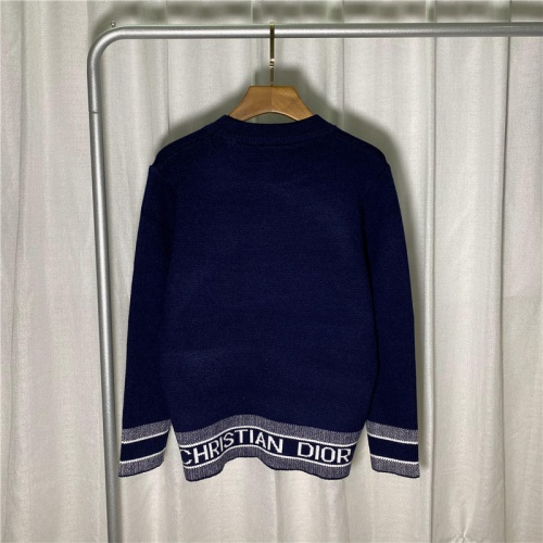 Christian Dior Sweaters Long Sleeved O-Neck For Men #822665