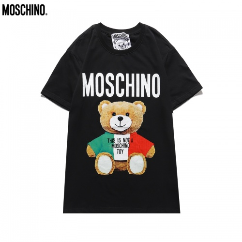 Moschino T-Shirts Short Sleeved O-Neck For Men #822749
