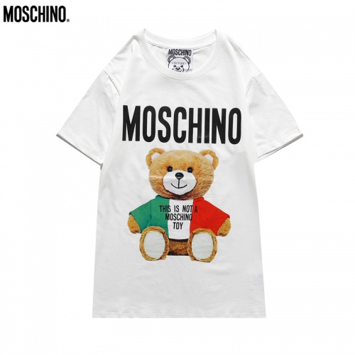 Moschino T-Shirts Short Sleeved O-Neck For Men #822750