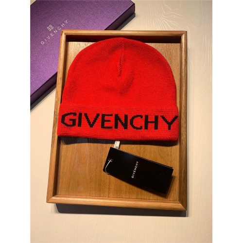 Givenchy Woolen Hats #822758 $39.00 USD, Wholesale Replica Givenchy Hats