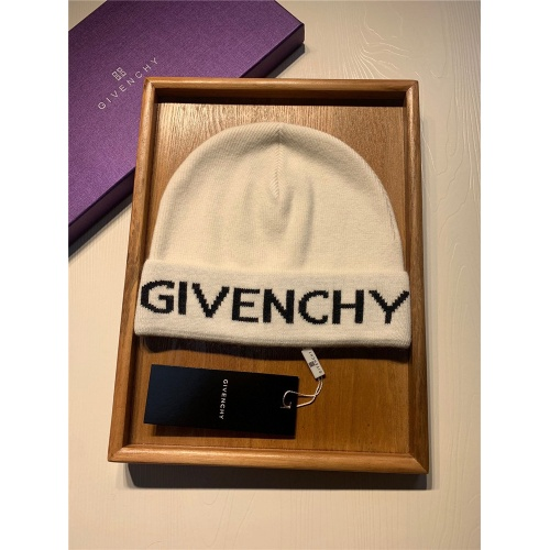 Givenchy Woolen Hats #822759 $39.00 USD, Wholesale Replica Givenchy Hats