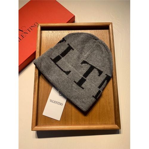 Replica Valentino Woolen Hats #822762 $39.00 USD for Wholesale