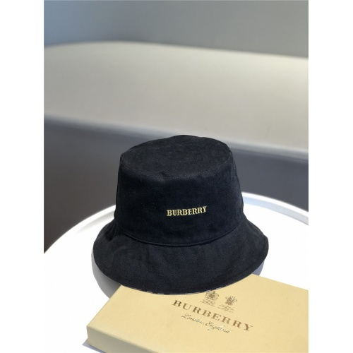 Burberry Caps #822795