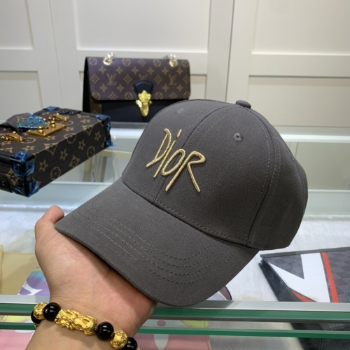 Christian Dior Caps #822853 $27.00 USD, Wholesale Replica Christian Dior Caps