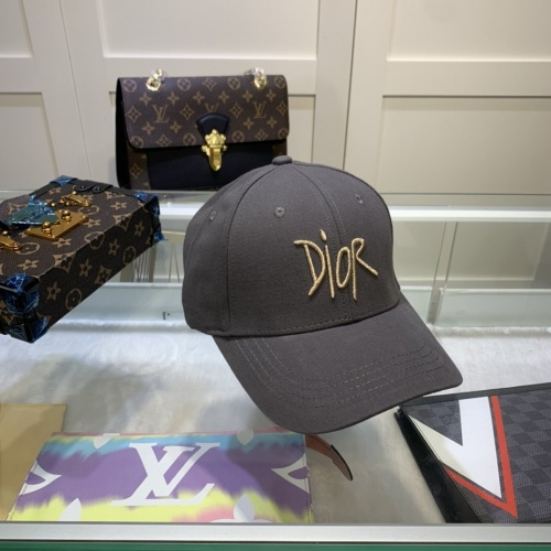 Replica Christian Dior Caps #822853 $27.00 USD for Wholesale