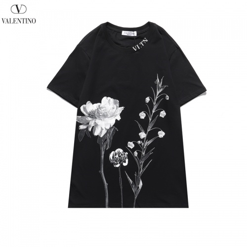 Valentino T-Shirts Short Sleeved O-Neck For Men #822873 $29.00, Wholesale Replica Valentino T-Shirts