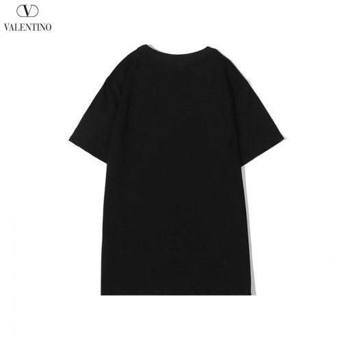 Replica Valentino T-Shirts Short Sleeved O-Neck For Men #822873 $29.00 USD for Wholesale