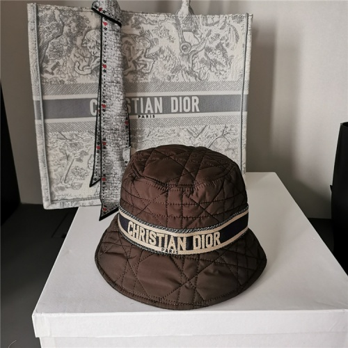 Christian Dior Caps #822900 $34.00 USD, Wholesale Replica Christian Dior Caps