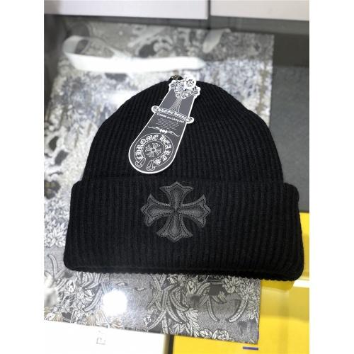 Chrome Hearts Woolen Hats #822902 $25.00 USD, Wholesale Replica Chrome Hearts Hats