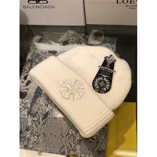Replica Chrome Hearts Woolen Hats #822903 $25.00 USD for Wholesale