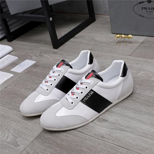 Prada Casual Shoes For Men #822933