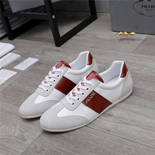 Prada Casual Shoes For Men #822934