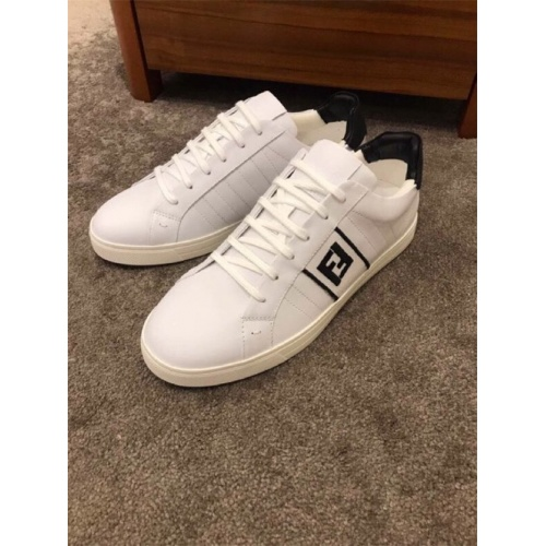Fendi Casual Shoes For Men #822939