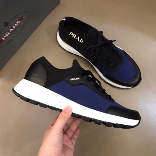 Prada Casual Shoes For Men #822940