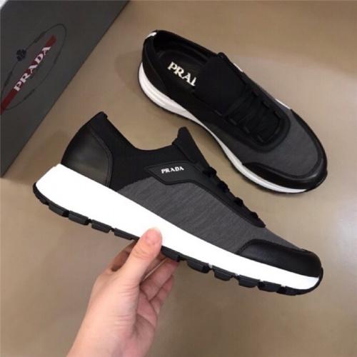 Prada Casual Shoes For Men #822941