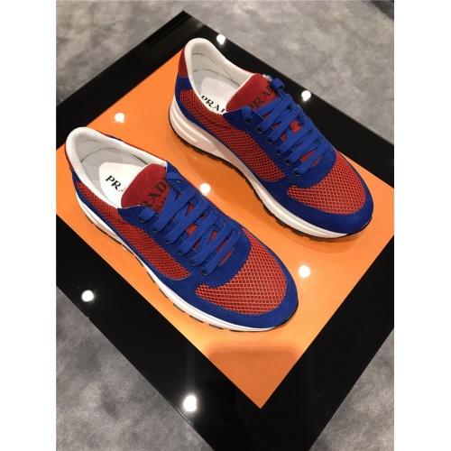 Prada Casual Shoes For Men #822943