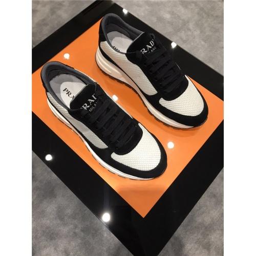 Prada Casual Shoes For Men #822944