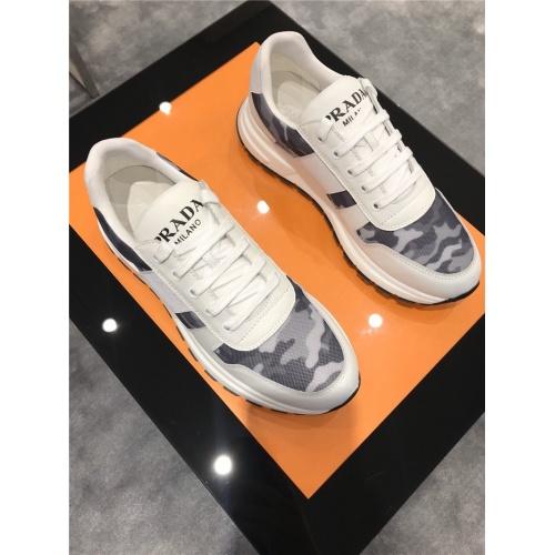Prada Casual Shoes For Men #822945