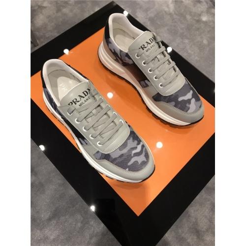 Prada Casual Shoes For Men #822946