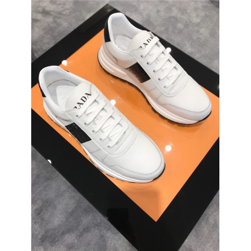 Prada Casual Shoes For Men #822952
