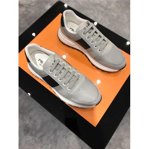 Prada Casual Shoes For Men #822955