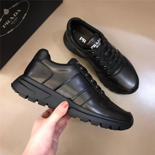 Prada Casual Shoes For Men #822961