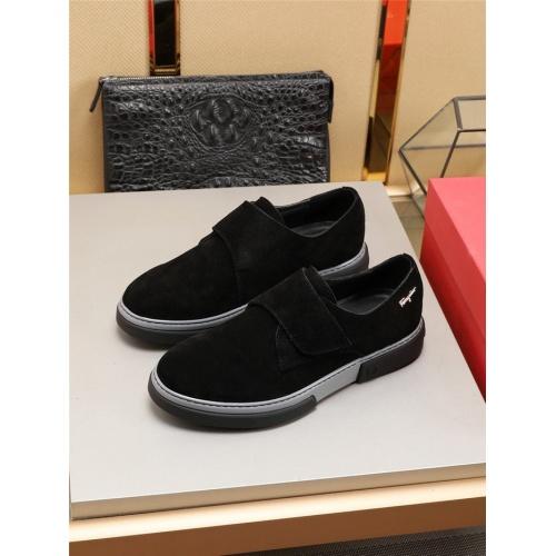 Ferragamo Salvatore FS Casual Shoes For Men #822993
