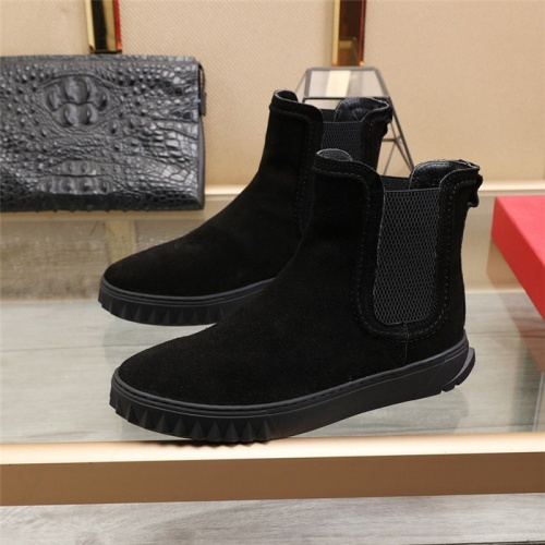 Ferragamo Salvatore Boots For Men #823000