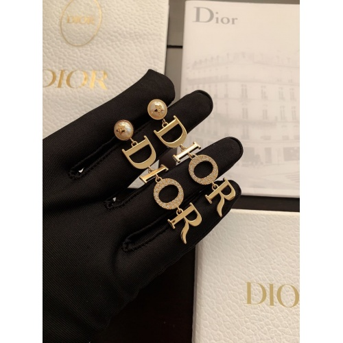 Christian Dior Earrings #823011