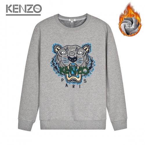 Kenzo Hoodies Long Sleeved O-Neck For Men #823040