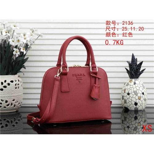Prada Handbags For Women #823206 $39.00 USD, Wholesale Replica Prada Handbags