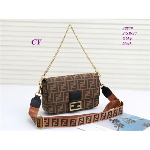 Fendi Fashion Messenger Bags For Women #823211