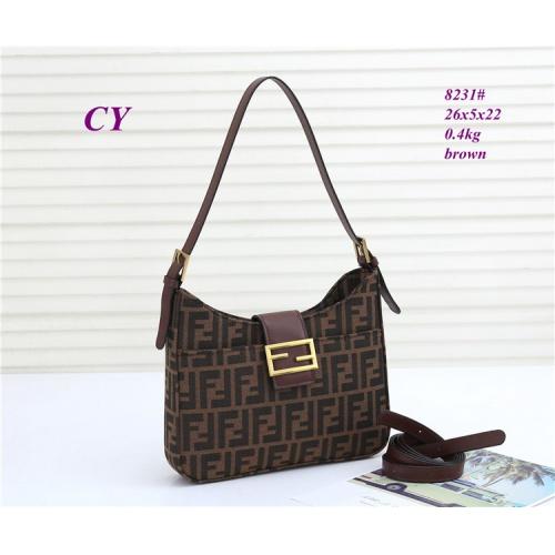 Fendi Fashion Messenger Bags For Women #823214