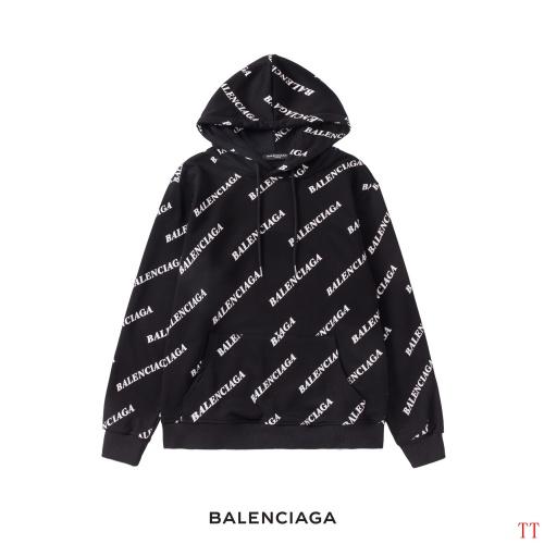 Balenciaga Hoodies Long Sleeved Hat For Men #823257
