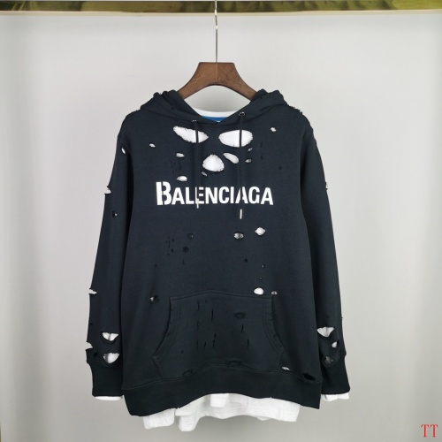 Balenciaga Hoodies Long Sleeved Hat For Men #823260