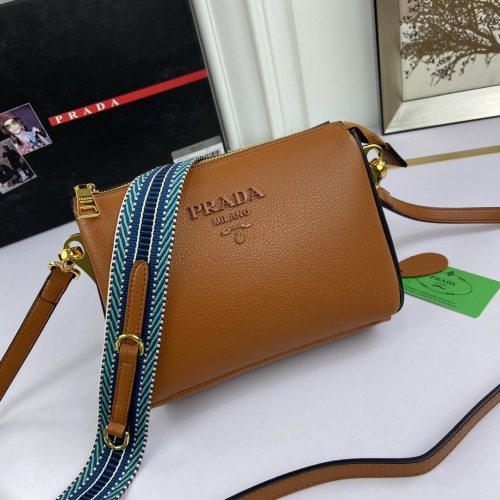Prada AAA Quality Messeger Bags For Women #823274