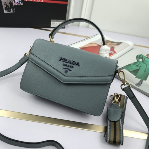 Prada AAA Quality Messeger Bags For Women #823276