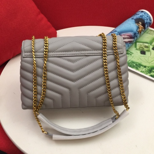 Replica Yves Saint Laurent YSL AAA Quality Shoulder Bags For Women #823279 $88.00 USD for Wholesale