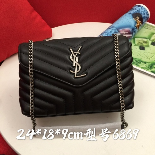 Yves Saint Laurent YSL AAA Quality Shoulder Bags For Women #823285