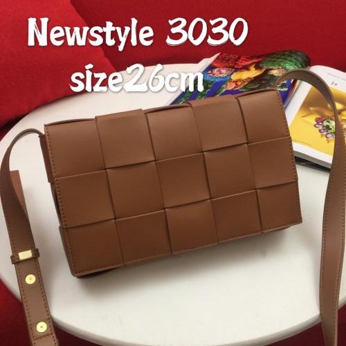 Bottega Veneta BV AAA Quality Messenger Bags For Women #823295