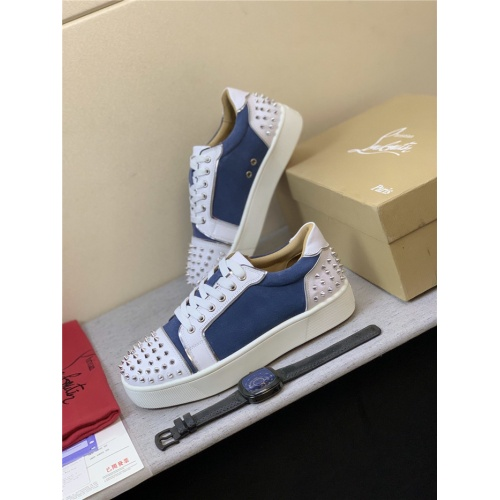 Christian Louboutin CL Casual Shoes For Men #823329