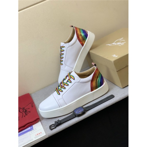 Christian Louboutin CL Casual Shoes For Men #823330