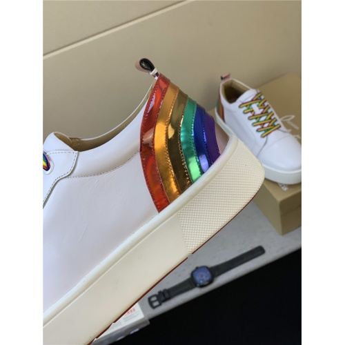 Replica Christian Louboutin CL Casual Shoes For Men #823330 $100.00 USD for Wholesale