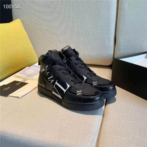 Valentino High Tops Shoes For Men #823339