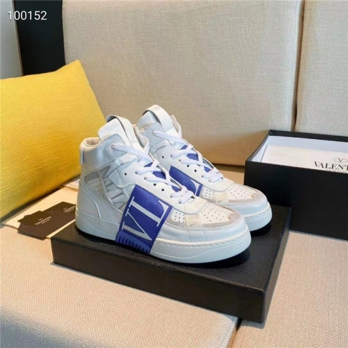 Valentino High Tops Shoes For Men #823341