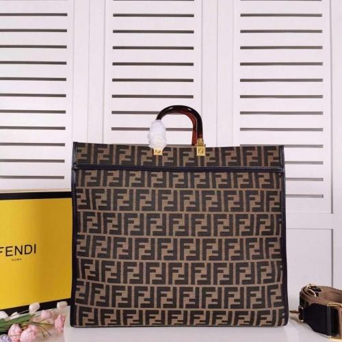 Fendi AAA Quality Tote-Handbags For Women #823343